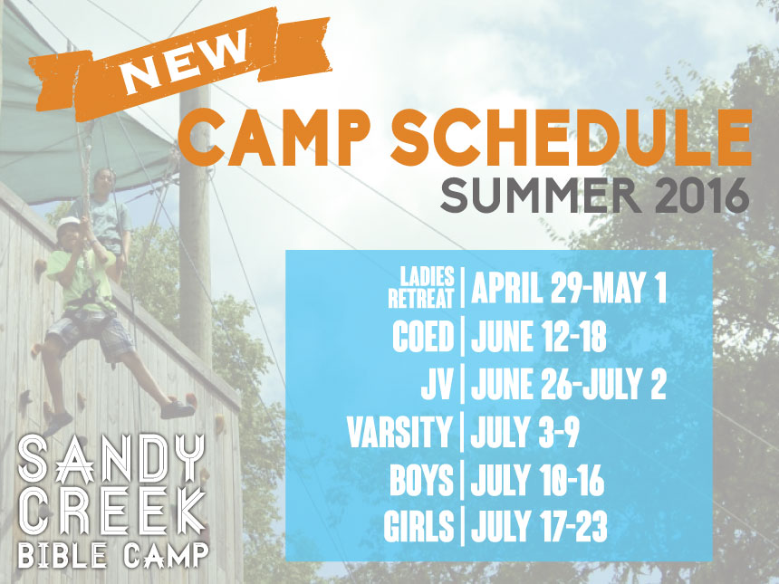 2016-camp-schedule